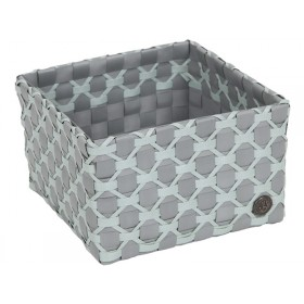 Handed By basket Albi greyish green pattern