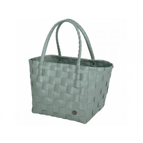 Handed By shopper Paris greyish green