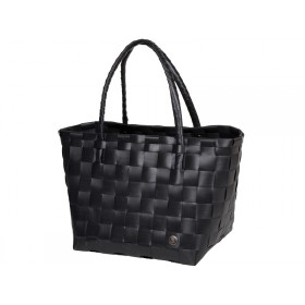 "Shopper ""Paris"" in black by Handed By"