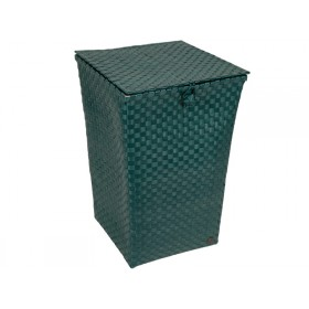Handed By laundry basket Venice blue green