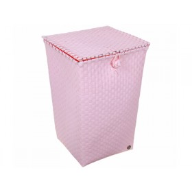 Handed By laundry basket Venice powder pink