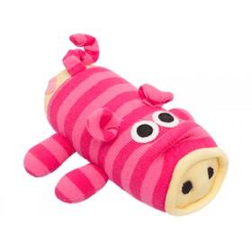 Hickups sock pig pink