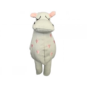 Roommate Rag Doll HIPPO grey