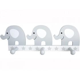 JaBaDaBaDo Wardrobe ELEPHANT gray