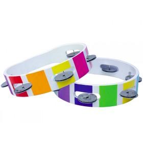 JaBaDaBaDo tambourine ring