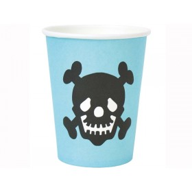 JaBaDaBaDo party cups PIRATES