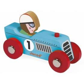 Janod Racing Car BLUE