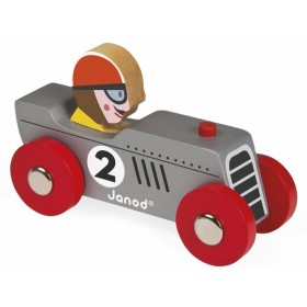Janod Racing Car SILVER