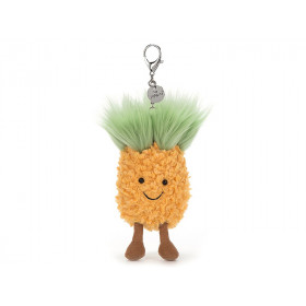 Jellycat Amuseable Bag Charm PINEAPPLE