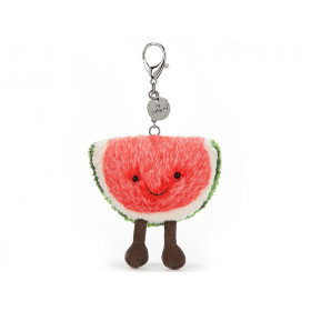 Jellycat Amuseable Bag Charm WATERMELON