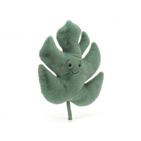 Jellycat Amuseable Florist TROPICAL PALM LEAF