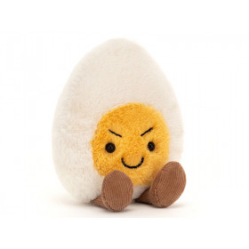 Jellycat Amuseable Boiled Egg CHEEKY