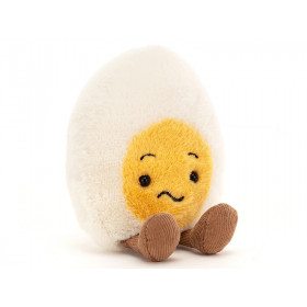 Jellycat Amuseable Boiled Egg CONFUSED