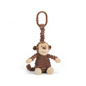 Jellycat Wriggle Toy MONKEY