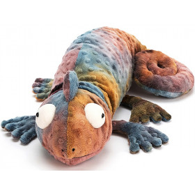 Jellycat Chameleon COLIN lying
