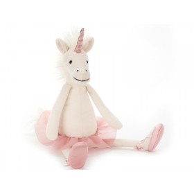 Jellycat Unicorn Ballerina DARCEY medium