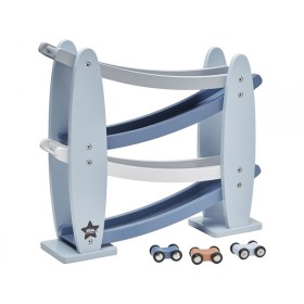 Kids Concept race track BLUE
