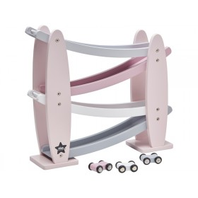 Kids Concept race track PINK