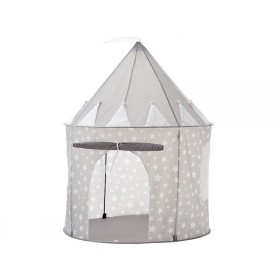 Kids Concept play tent grey
