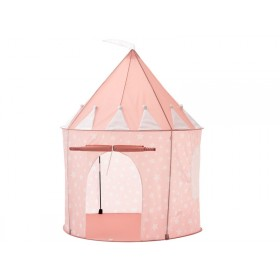 Kids Concept play tent pastel pink