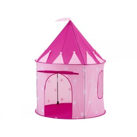 Kids Concept play tent pink
