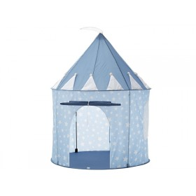 Kids Concept play tent STARS blue