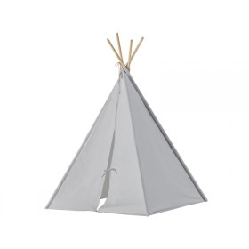 Kids Concept tipi play tent grey