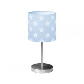 Kids Concept table lamp stars blue
