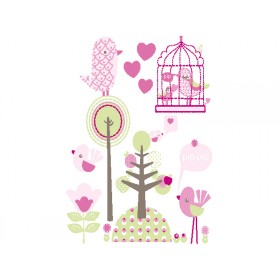 Kids Concept wall sticker bird