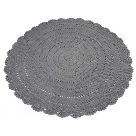 KidsDepot rug ROUNDY grey