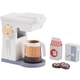 Kids Concept Coffee Machine WHITE