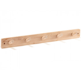 Kids Concept 5 Hook Clothes Rack wood