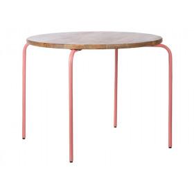 KidsDepot Children's Round Table PINK