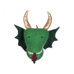 KidsDepot Felt Animal Head DRAGON