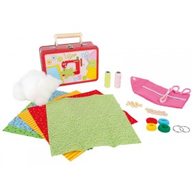 Suitcase Sewing Set