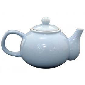 Krasilnikoff teapot brightest star baby blue