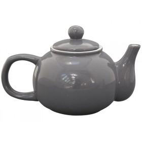 Krasilnikoff teapot brightest star charcoal