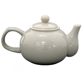 Krasilnikoff teapot brightest star light grey