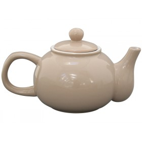Krasilnikoff teapot brightest star taupe