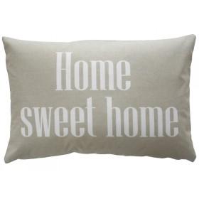 Krasilnikoff cushion cover Home sweet home