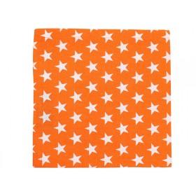 Krasilnikoff napkin stars orange