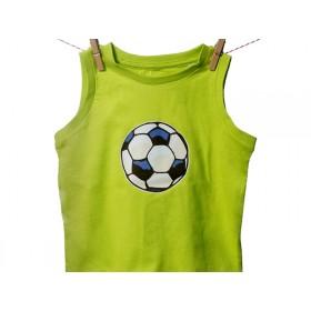 krima & isa oron-on patch football
