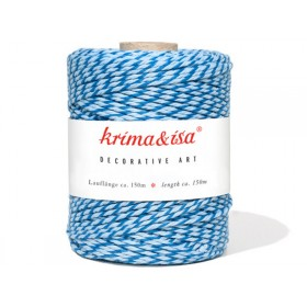 krima & isa yarn lollipop blue