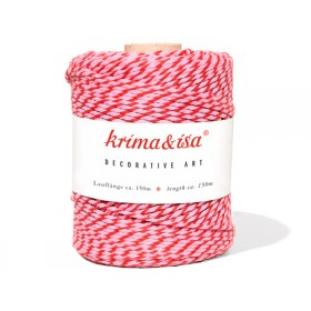 krima & isa yarn lollipop pink