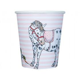 krima & isa paper cups pony