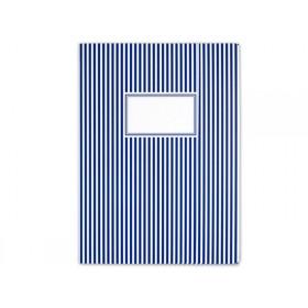krima & isa folder map stripes dark blue