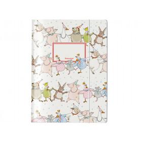 krima & isa folder map ANIMAL PARADE