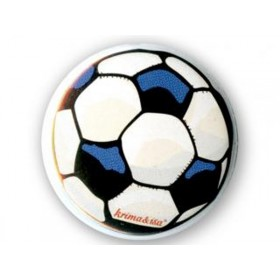 krima & isa Button FOOTBALL