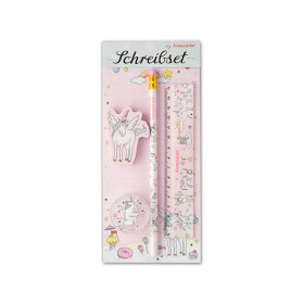 krima & isa Stationery Set UNICORN