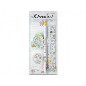 krima & isa Stationery Set MERMAID